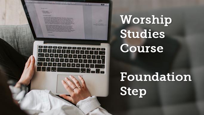 Worship studies course