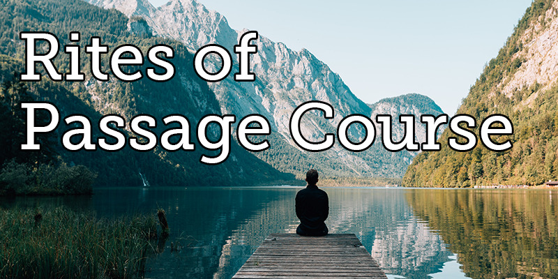 Rites of Passage Course image